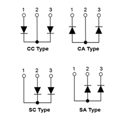 S1 – 34mm – Fast Recovery Diode Circuit